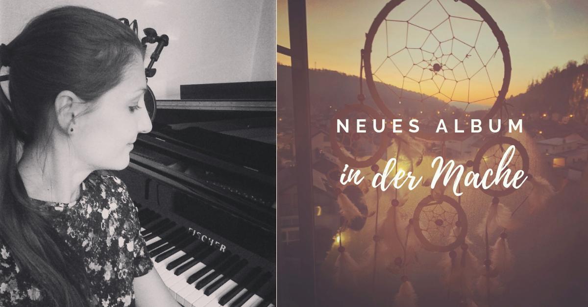 Lia Reyna Neues Album in der Mache