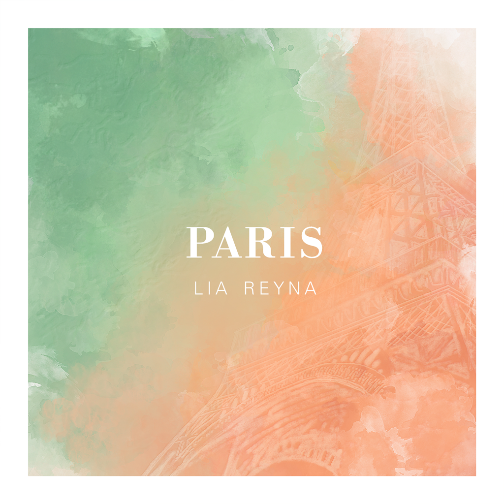 Cover Paris Lia Reyna