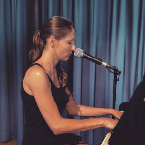 Lia Reyna @ Bürgerzentrum Lichtenwald Soundcheck (April 2018)