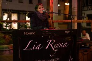 Lia Reyna @ Heidenheimer Winterdorf (Nov 2018)