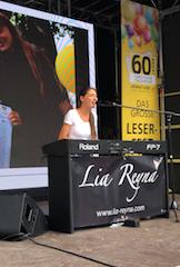 Lia Reyna @ 60 Jahre Gmünder Tagespost