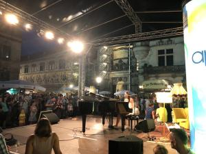 Lia Reyna @ Stadtfest Dresden (Aug. 2018)