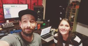 Lia Reyna @ Studio Lahr (Nov 2018)