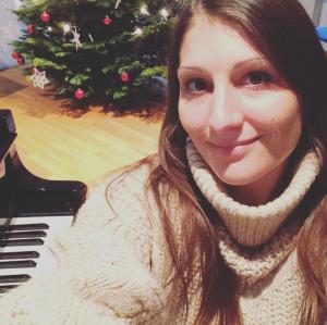 Lia Reyna @ Weihnachtsfeier Aalen (Dez 2017)